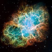 astronomy a giant hubble mosaic of the crab nebula a supernova remnant