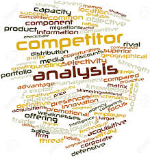 abstract word cloud for competitor analysis related tags abstract word cloud for competitor analysis related tags and terms stock photo 16084109