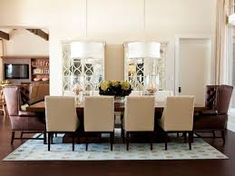 elegant designs for dining room chandelier cool cream colored dining space with brown chairs two chandeliers drum pendant lighting decorating