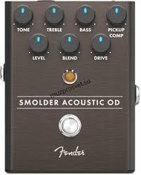 <b>FENDER</b> SMOLDER <b>ACOUSTIC</b> OVERDRIVE напольная гитарная ...