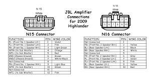 jbl amplifier wiring diagram jbl wiring diagrams toyota jbl wire