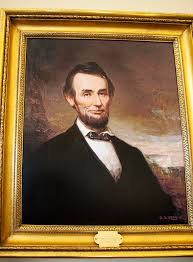 17 0022 lincoln in oval office bush library oval office