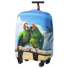 Чехол для чемодана <b>RATEL Animal Green</b> parrot M — купить по ...