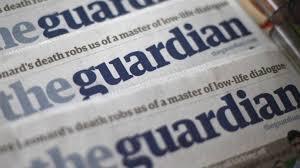 Resultado de imagem para jornal The Guardian.