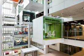 i think its one of the most amazing office workspace environments i have ever seen see office snap shots for more amazing office interiors