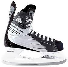 Купить <b>Хоккейные коньки</b> СК (Спортивная коллекция) <b>Senator</b> ...
