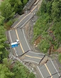 Resultado de imagem para imagens de terremoto no japão