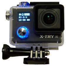 Properties <b>Экшн</b>-<b>камера X-TRY XTC162</b>