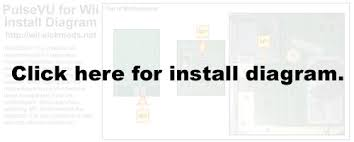 sickmods pulsevu > install in wii some notes regarding installation