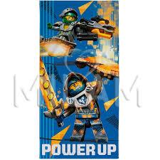 <b>Полотенце NEXO</b> KNIGHTS POWER <b>Lego</b> купить недорого в ...