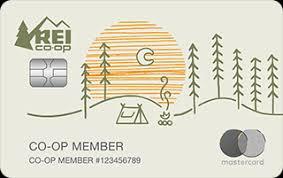 REI Co-op World Elite Mastercard® | Home
