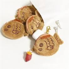 <b>Kawaii</b> Плюшевые рыбки Чехлы для наушников для AirPods 2 ...
