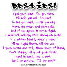 Best Friend Quotes That Make You Cry And Laugh For Girls ... via Relatably.com
