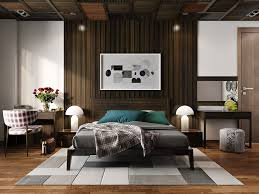 11 Ways To Make A Statement With <b>Wood Walls</b> In The Bedroom