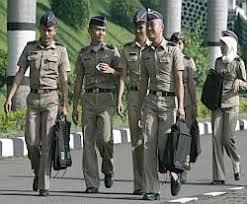 Penerimaan Calon Praja IPDN Tahun 2012 Kab. Grobogan