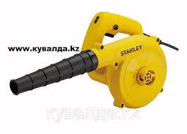 Электрическая <b>воздуходувка</b> - <b>пылесос Stanley STPT600</b> ...