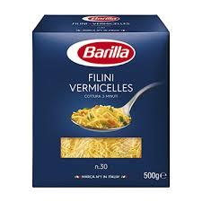 <b>Макаронные изделия Barilla</b> Филини 500 г Италия - купить c ...