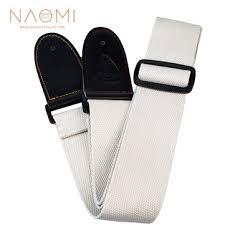 <b>Naomi guitar strap leather</b> head adjustable shoulder strap for guitar ...