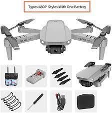 ompait E88 Pro Drone 4K Quadcopter GPS Drone ... - Amazon.com
