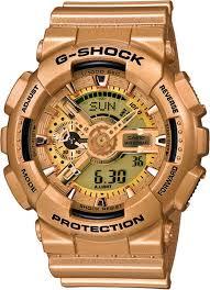 Наручные <b>часы Casio G</b>-SHOCK <b>GA</b>-<b>110GD</b>-9A - купить в салоне ...