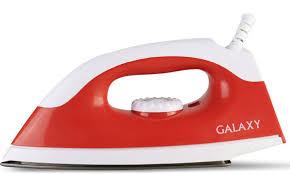 <b>Утюг Galaxy GL 6126</b>, Red — купить в интернет-магазине OZON с ...