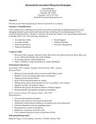 example of general resume images about best accountant resume templates samples on myperfectresume com how to write a general cover
