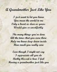 Grandmother Poem on Pinterest | Missing Grandma Quotes ... via Relatably.com