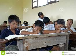 Group Portrait Of Bolivian Children Writing In The Editorial Photo     Dreamstime com Group Portrait of Bolivian children writing in the Editorial Photo