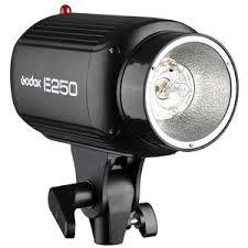 <b>Godox E250</b> Mini Photography Studio Strobe Flash Lighting Lamp ...