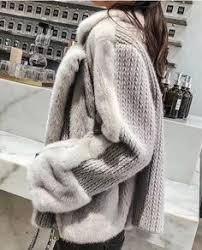 мех: лучшие изображения (1187) | Мех, Мода и Одежда