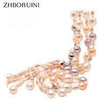 925 Sterling Silver Multilayer Necklace Promotion-Shop for ...