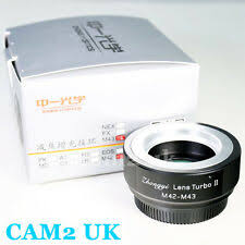 <b>M42</b>/Universal Camera <b>Lens Adapters</b> for Micro Four Thirds for sale ...