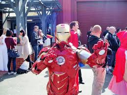 supanova iron man by masterwriter on supanova 2015 iron man by masterwriter