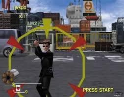 Výsledek obrázku pro PS2      Virtua Cop: Elite Edition