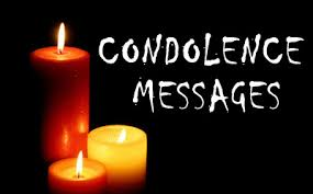 Image result for condolence message