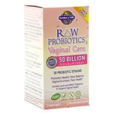 <b>Raw Probiotics Vaginal Care</b> | Garden Of Life