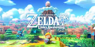 The Legend of <b>Zelda</b>: Link's Awakening | Nintendo Switch | Игры ...