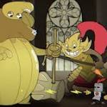Amazing Animation Features Dark Souls and Cuphead Mashup