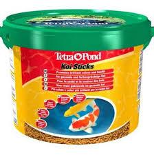 <b>Корм</b> для прудовых рыб <b>Tetra Pond KOI</b> Sticks 10л на IZI.ua ...