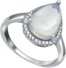 Серебряное кольцо <b>Silver Wings</b> 21SET8209-113 с ...