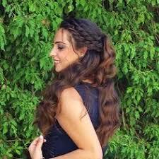 14 Best Bridesmaid hair images | Long hair hairdos, Braid hair ...