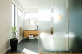 white kitchen windowed partition wall: interior partitions room zoning design ideas plastic panels in the form of sliding doors