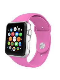 <b>Ремешок спортивный EVA для</b> Apple Watch 38/40 mm Фуксия Eva ...