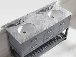 usa double bathroom vanity