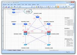 cisco icons  network diagram example  cisco networking centernetwork diagram example  cisco visio stencils