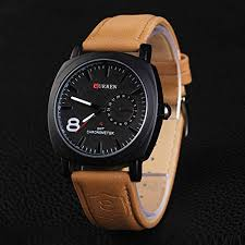 <b>CURREN</b> Men's <b>Fashion Sport</b> Watches Men - Buy Online in ...