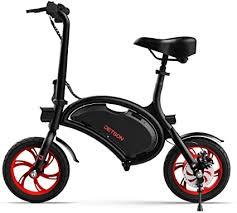 Jetson Electric Bike Bolt Folding Electric Bike, Black ... - Amazon.com