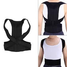 High Quality <b>Adjustable Adult Corset Back</b> Posture Corrector ...