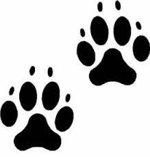 Výsledek obrázku pro psí tlapka obrázek