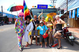 photos of phuket pride parade thailand i ve been the only female bar owner in soi paradise for 16 years in my opinion gay people are normal people but they have to work harder to be accepted